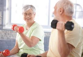 Exercise While Aging