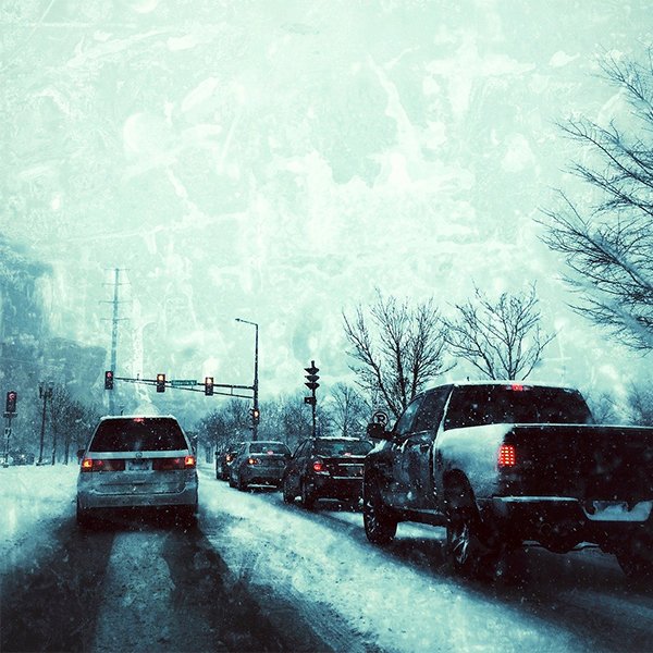 Driving in the Snow - Greenville Chiropractor
